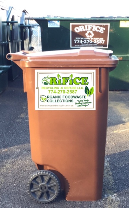 roll-out for organic waste